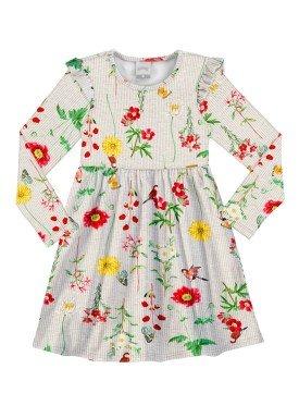vestido manga longa infantil menina mescla alakazoo 60929 2