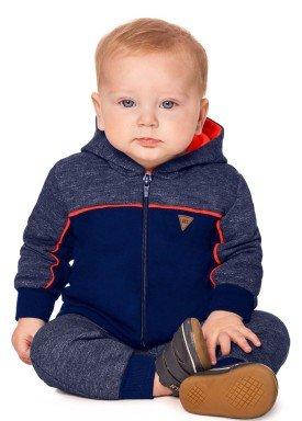conjunto moletom bebe menino marinho alakazoo 60758 1