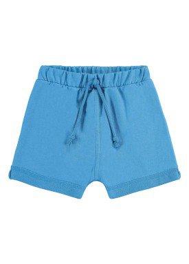 bermuda bebe menino azul alenice 40885 1