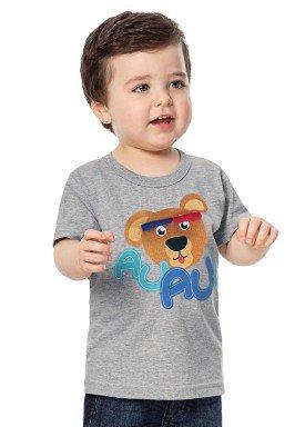 camiseta bebe menino mescla alenice 40883 1