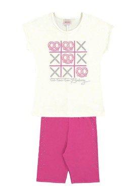 conjunto infantil menina natural alenice 46910 1