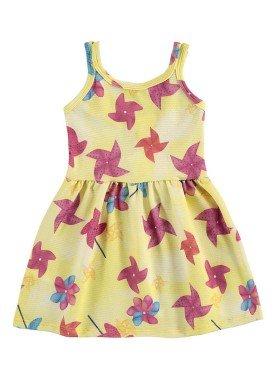 vestido bebe menina amarelo alenice 40909 1
