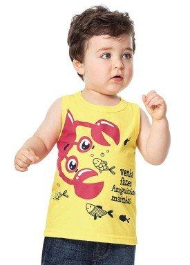 regata bebe menino amarelo alenice 40875 1