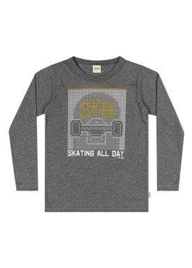 camiseta manga longa infantil menino skating mescla elian 24956 1