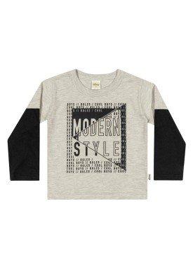 camiseta manga longa infantil menino style mescla elian 22978 1