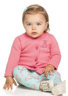 conjunto manga longa bebe menina rosa elian 21968 4