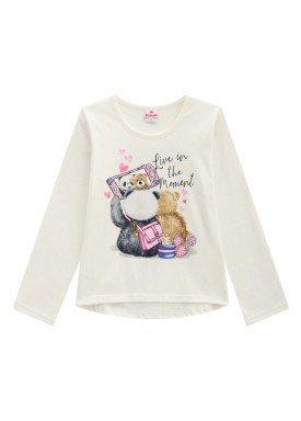 blusa manga longa infantil menina moment natural brandili 53481 1
