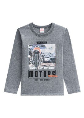 camiseta manga longa infantil menino motors mescla brandili 53519 1