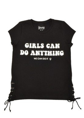 blusa juvenil menina girls preto young class 23663 1