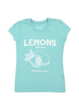blusa juvenil menina lemons azul young class 23661 1