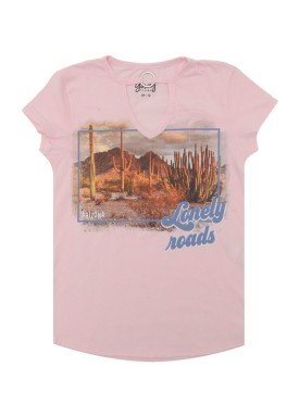 blusa juvenil menina lonely rosa young class 23662 1