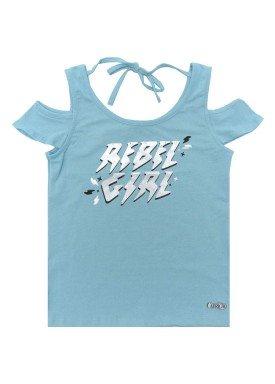 blusa juvenil menina rebel azul young class 33368 1
