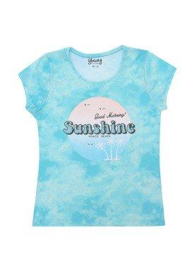 blusa juvenil menina sunshine azul young class 23669 1
