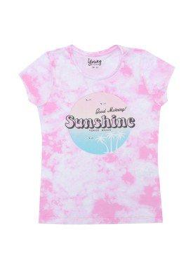 blusa juvenil menina sunshine rosa young class 23669 1