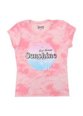 blusa juvenil menina sunshine salmao young class 23669 1