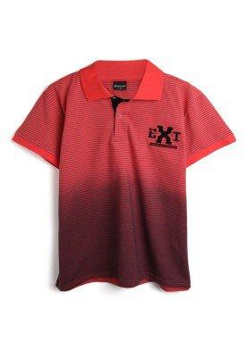 camisa polo juvenil menino bordada laranja extreme 33400 1