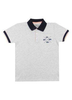 camisa polo juvenil menino mescla extreme 23680 1