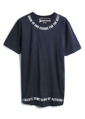 camiseta juvenil menino brooklyn cinza extreme 33398 1
