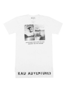 camiseta juvenil menino adventures branco extreme 23713 1