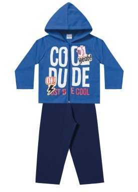 conjunto moletom infantil menino dude azul fakini 1155 1