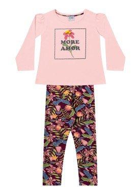 conjunto manga longa infantil menina amor rosa fakini 1024 1