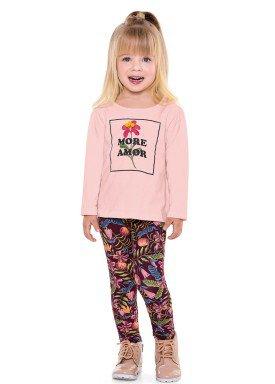 conjunto manga longa infantil menina amor rosa fakini 1024 2