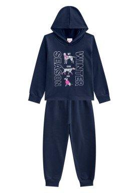conjunto moletom infantil menina winter chumbo alenice 46979 1