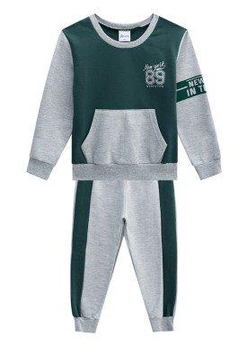 conjunto moletom infantil menino newyork verde alenice 44260 1