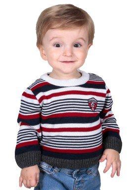 sueter trico bebe menino marinho remiro 1002 1