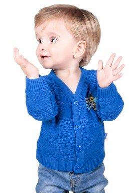 cardiga trico bebe menino azul remiro 1038 2