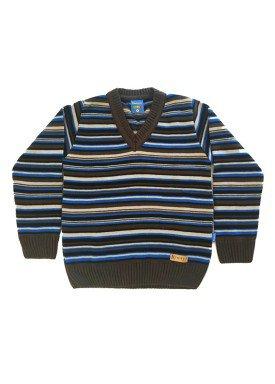 sueter trico infantil menino azul remiro 1231 1