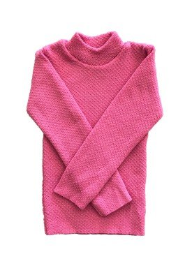 blusa la infantil menina pink remiro 0102