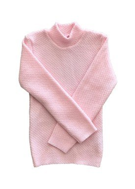 blusa la infantil menina rosa remiro 0102