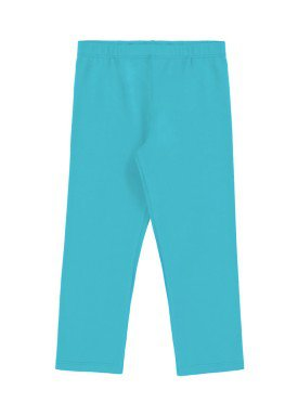 calca capri infantil menina azul alakazoo 00171