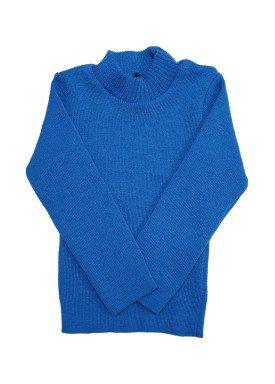 blusa la infantil feminina azul remyro 0102