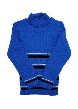 blusao la infantil masculino azul remyro 0902