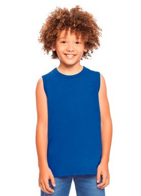 regata basica infantil masculina azul alakazoo 00186 2