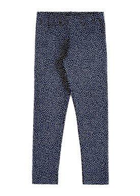 calca legging infantil feminina estampada marinho alakazoo 67537