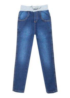 calc a jeans infantil masculina azul lbm 1005 1