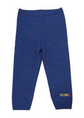 calca trico bebe masculino azul remyro 0125