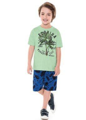 conjunto infantil masculino florida verde forfun 2170 1