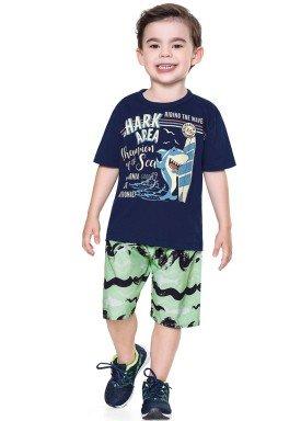 conjunto infantil masculino shark marinho forfun 2158 1