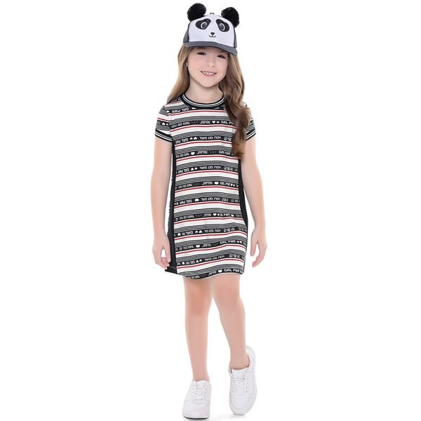vestido infantil feminino japan branco fakini 2075 4
