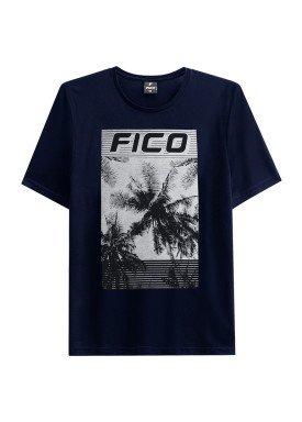 camiseta juvenil masculina palmeiras marinho fico 48417