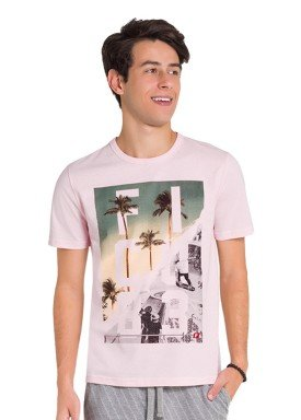 camiseta juvenil masculina skate rosa fico 48408 1