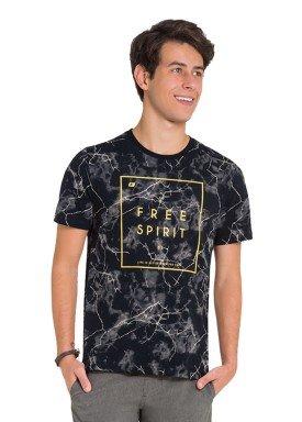 camiseta juvenil masculina spirit preto fico 48402 1