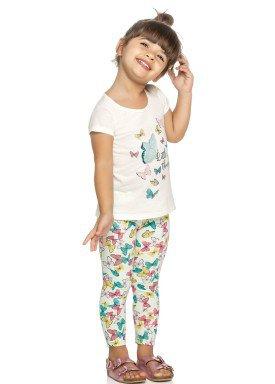 conjunto infantil feminino borboletas natural elian 231356 1