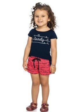 conjunto infantil feminino lovely marinho elian 231348 1