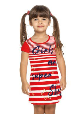 vestido infantil feminino superstars natural elian 231352 1