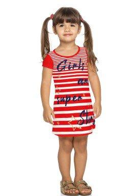 vestido infantil feminino superstars natural elian 231352 3